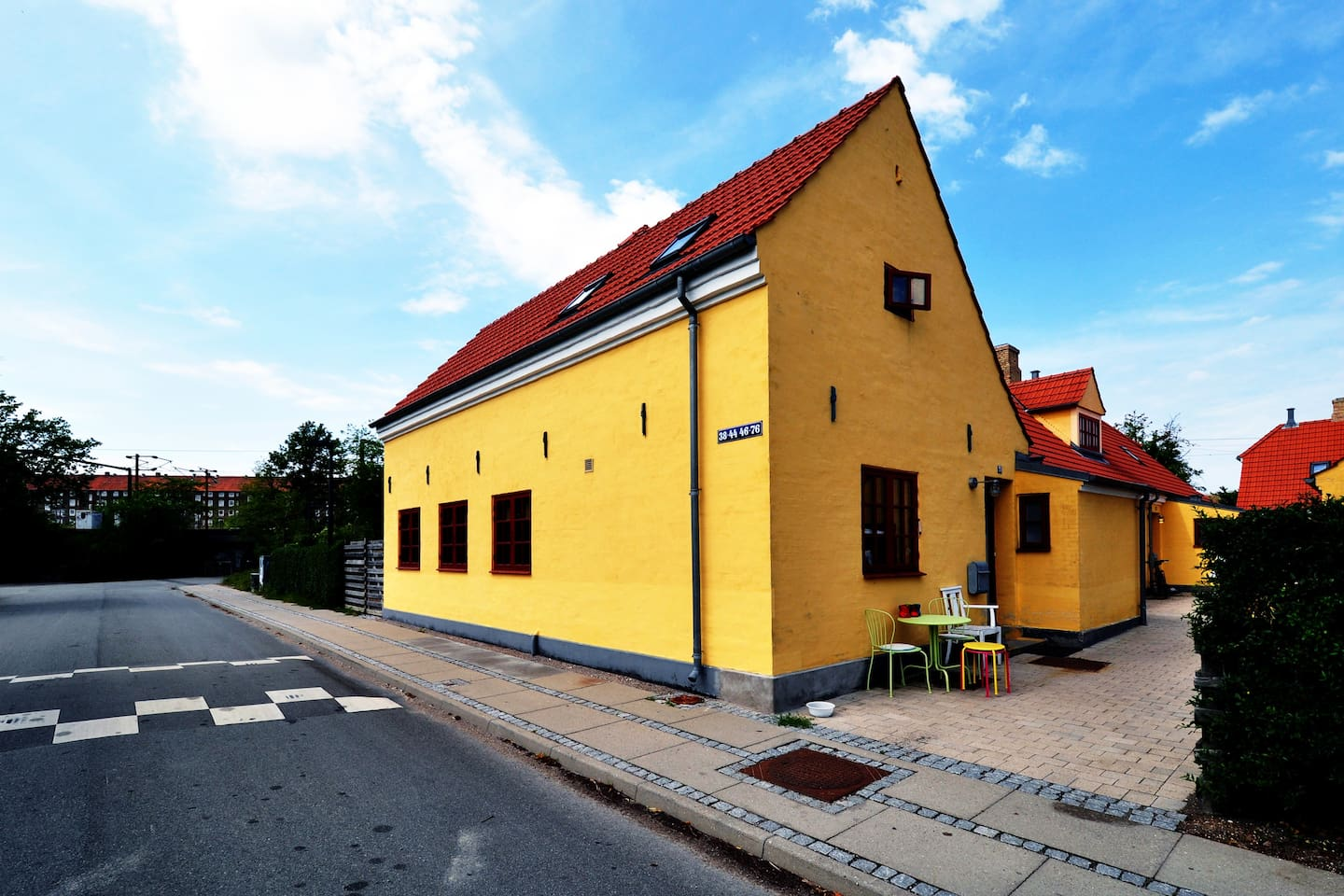 Unique place in the heart of Cph