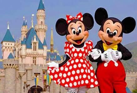 Walking distance to Disneyland!!!