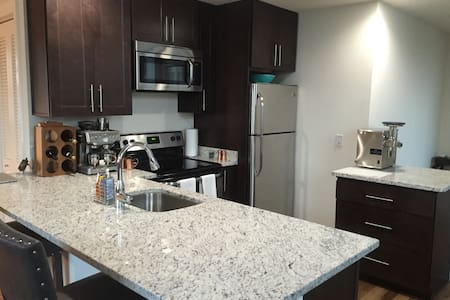 Luxury Condo facing Capitol, River and State St. - Condominium