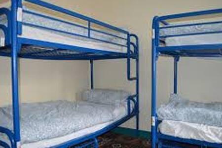 4 Bed Dorm €17/pp ( Ensuite ) - Pensió