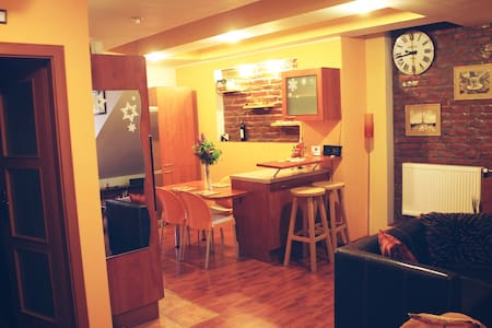 Cozy flat in the heart of Kosice