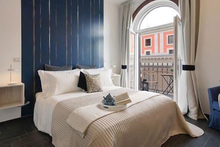 'Relais 4 Fontane' Room Colonna