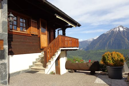 Chalet Moinstrois - Chalet