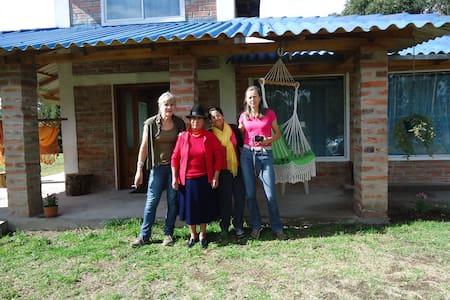 Belle petite maison à la campagne - Cayambe