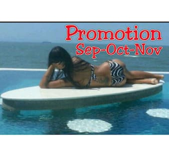 Promotion Sep-Oct-Nov - Apartment