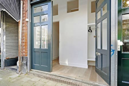 attractively ground floor apartment - Amsterdam - Wohnung