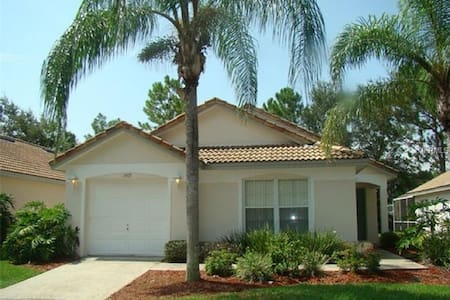 Pool Home for Rent in Golf Community Near Disney - Haines City