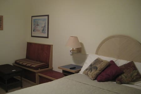 Miller Manor Guesthouse--Room 104