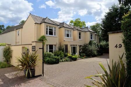 Double en-suite Room - Little Manor - Cheltenham - Bed & Breakfast