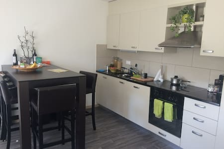 Cute apartment centrally located and 5 min to lake - Appartamento