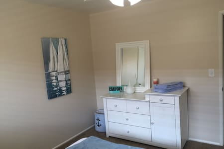 1 BR by Carlsbad beach and lagoon