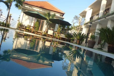 Brandnew rooms in Canggu with view