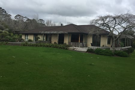 Seaside farmland 2bedrooms 4people - Auckland - Villa