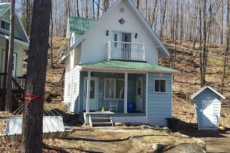 La petite maison dans les bois - Haus