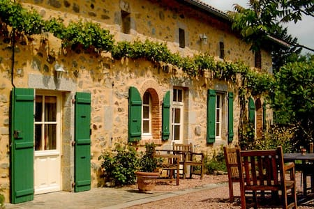 Magical Dordogne Farmhouse and pool - Reilhac - Talo