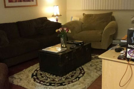 Private room 2 minutes from Alewife