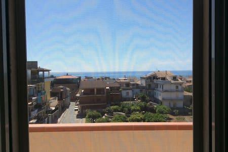 Appartamento Vista mare - Lejlighed