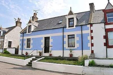 Keltie Cottage, Portknockie - Portknockie - Huis