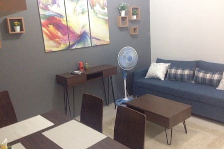 Cozy & Spacious 1BR - Quezon City