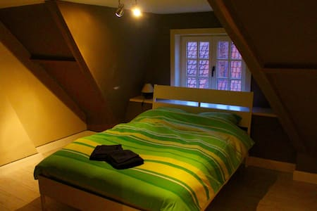 Room in typical Belgian house - Townhouse