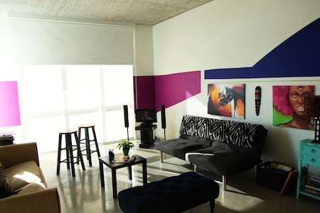 Artsy Loft in the heart of WYNWOOD - Miami - Loft
