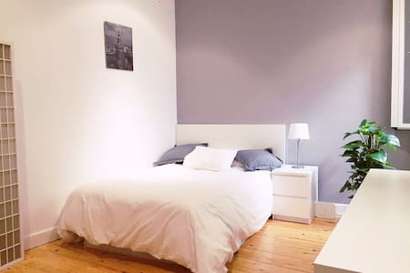 Nice room for 2 in the very center! - Madrid - Wohnung