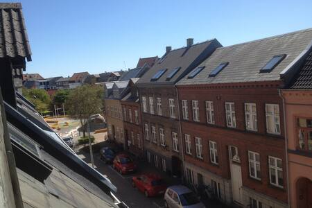 Penthouse in the middle of Odense