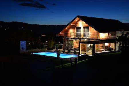 Maison en Savoie - House