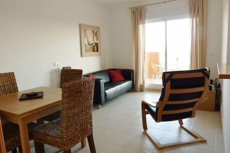 LB01 - 2 bedroom apartment sea view - El Ejido