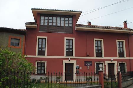 Entorno rural .Apartamentos Rurales Ovio - Apartment