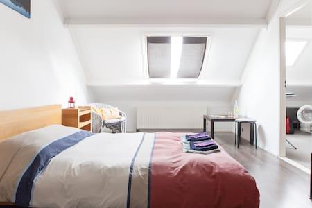 Spacious room 1 Rotterdam Alexander - House