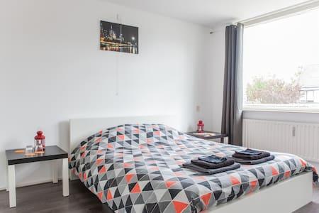 Spacious room 2 Rotterdam Alexander - Ház