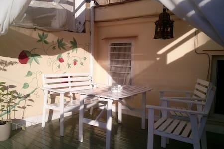 Penthouse - Double room, terraces
