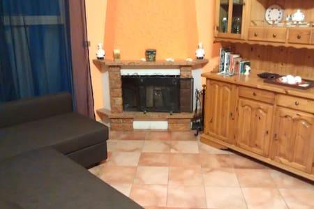 Large apartment near Taormina - Chianchitta-pallio - Wohnung