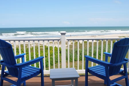 WaveSafari Direct Oceanfront Luxury Townhouse - Indialantic - Sorház
