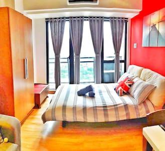 Modern Unit @ Knightsbridge-Makati - Appartement