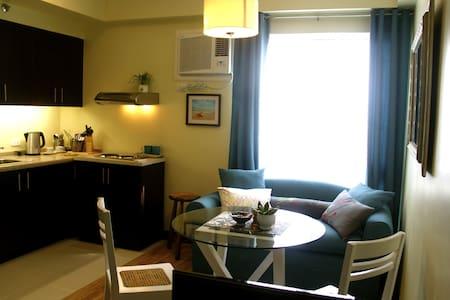 Furnished Studio Apt in the South - Muntinlupa City - Wohnung