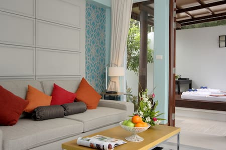 Apsara Beachfront resort and Villa - Villa