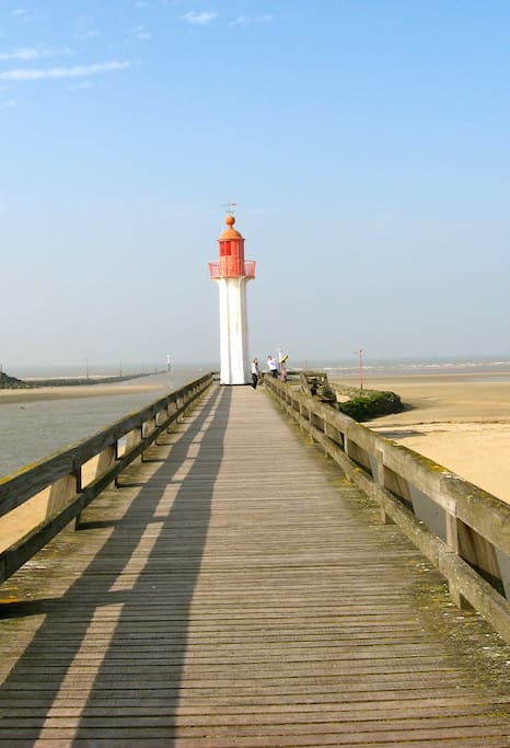 your seaside paradise in normandy