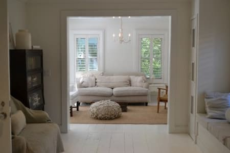 Sag Harbor Retreat
