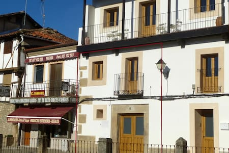 Apartments Entre Fuentes 1 - 4 persons - Cuacos de Yuste - Apartament