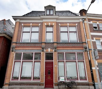 Historical building Almelo centre * - Bed & Breakfast
