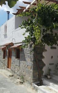 Traditional house at mavrikiano - Haus