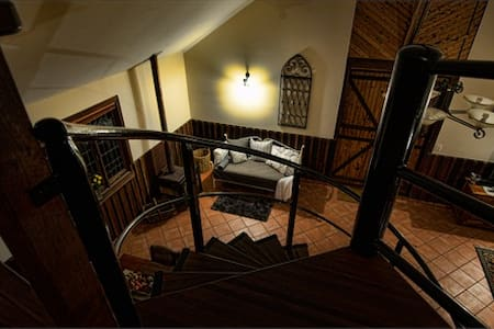 Oaktree Barn - Luxury Retreat - Chalet