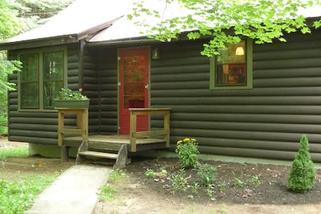 Pine Martin Cabin - Blockhütte