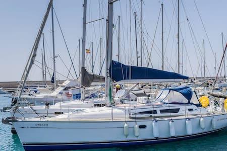 A Different Way To Stay! - San Sebastián de La Gomera - Boot