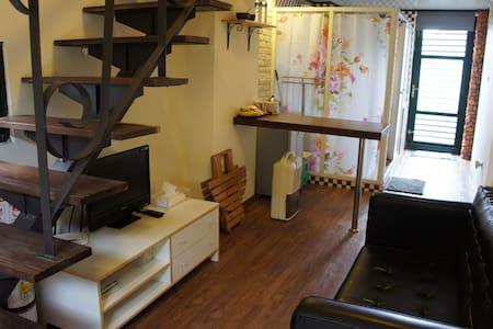 Walk Inn 3x3-Private SeaView HouseA - House