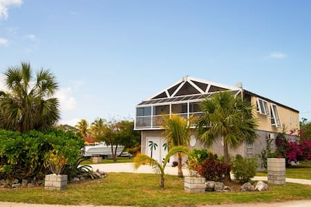 2-story Treasure, West Grand Bahama - West End - Talo