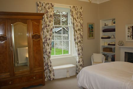 Double room/private shower - Edimburg