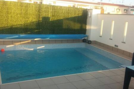 Luxury,New,Near to the beach,moderm - Haus